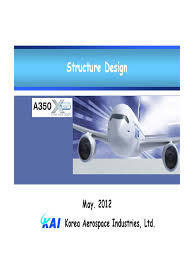 structure design a350 kai aircraft aviation
