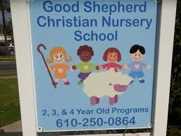 good shepherd christian nursery about us