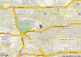 map of pomona california map of sheraton suites fairplex pomona