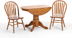 Drop Leaf Table And Chairs Intercon Dining Room Classic Oak Laminate Drop Leaf Table Co Ta
