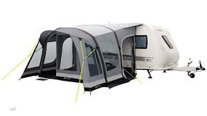 Caravans Awnings Outwell Belize Reef 4 Metre Inflatable Caravan Awning