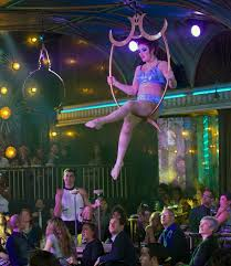 diamond city halloween dinner is the show at nyc u0027s new dining scene new york post