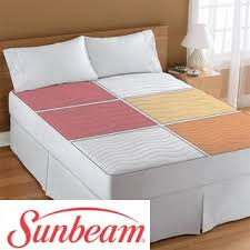 top product reviews for sunbeam therapeutic queen size electric