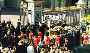 Where Is Diana Buried by Princess Diana Funeral Details Popsugar Celebrity