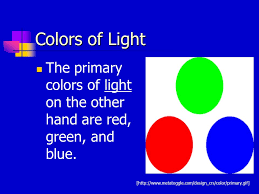 Primary Colors Of Light Colors Of Pigment The Primary Colors Of Pigment Are Magenta Cyan