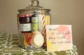 Gifts For Home Decoration Fabulous Add Housewarming Gift For A Jar To Comfy Housewarming