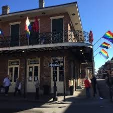 Google Maps Bourbon Street New Orleans by Not Just About Knitting November 2016