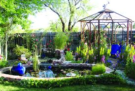 Barnhill Rock Garden by Add Music And Color To Your Backyard With Watergardens U2014 Yes In