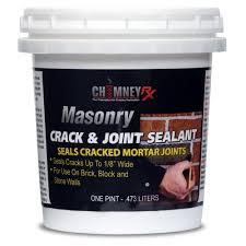 masonry u0026 joint sealant chimney rx