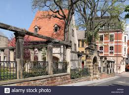 luther s luther s birthplace eisleben saxony anhalt germany stock photo