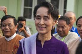 Portfolio Of Cabinet Ministers Myanmar U0027s Aung San Suu Kyi To Hold Cabinet Role In New Government