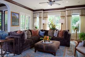 family room decor for vicki gunvalson of the real housewives of