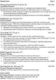 Real Estate Job Description For Resume by Property Management Accountant Job Description To Download