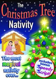 the christmas tree nativity easy peasy plays