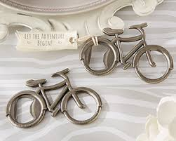 practical wedding favors bicycle bottle opener practical wedding favors