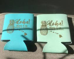 aloha koozie etsy