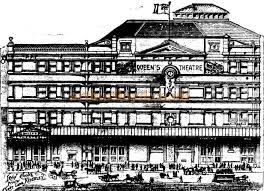 the hippodrome theatre queen street and adelaide street keighley