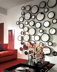 wall ideas modern living room wall mirrors silver living room