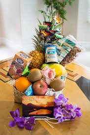 Snack Basket Our Gift Baskets Basket Boutique Kauai