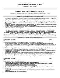 Human Resource Resume Sample by Human Resources Professional Resume Template Premium Resume