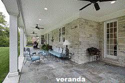 Veranda Patio Cover Outdoor Living Spaces Porch Veranda Patio Deck Terrace