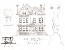 blueprint of a mansion john hausladen master builders of lancaster