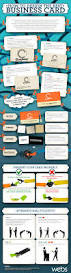 Best Business Card Company The Best Design U0026 Practices For Business Cards Infographic