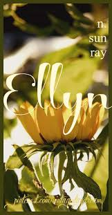 baby name ellyn meaning sun origin https