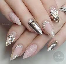10 gold bridal nail designs 2017041130 nail art designs 2017