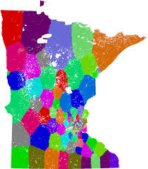 Ohio Congressional District Map by Minnesota House Of Representatives Redistricting
