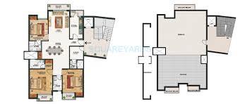 2bhk floor plan 2 bhk 1900 sq ft apartmenttypical floor for sale in paras tierea