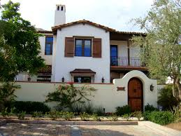 Spanish Style Homes Plans by Characteristics Of A Spanish Style Home Home Styles