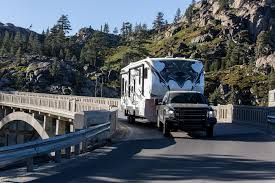 rv towing tips how to prevent trailer sway