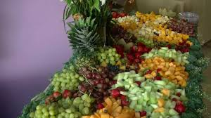 fruit displays how to build a fruit and cheese display