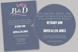 Wedding Invite Verbiage Examples Of Wedding Invitation Reception Wording Philtizen News