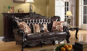 traditional living room set 675 barcelona traditional living room set in rich cherry by meridian