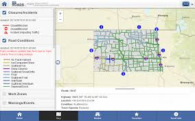Modot Road Conditions Map Nd Roads North Dakota Travel Android Apps On Google Play