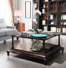 decorating a square coffee table 4714