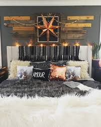 rustic boho glam master bedroom by blissfully eclectic bedroom