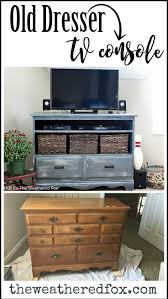 Bedroom Tv Unit Furniture Best Ideas About Dresser Tv Stand Furniture Redo Also Bedroom