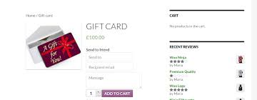 send gift cards by email woocommerce gift card pro by magenest codecanyon