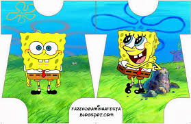 spongebob squarepants free printable cards and invitations is