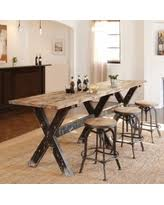 dining table 60 inches long slash prices on carbon black loft karplus reclaimed wood 60 inch