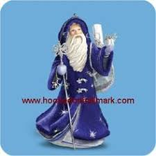 father christmas series hallmark ornaments the ornament shop