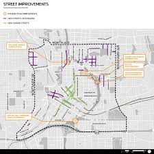 Atlanta Streetcar Map Public Meeting On September 13 Downtown Atlanta Master Plan