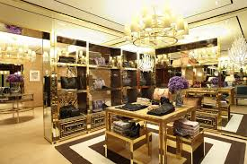 Fancy Store Interior Design Interiors Tory Burch Opens Her Rodeo Drive Flagship Mydomaine