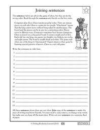 3rd grade 4th grade 5th grade reading writing worksheets