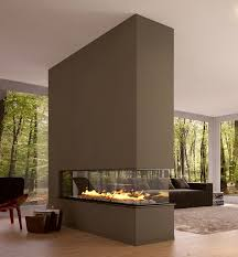 House Design And Ideas Best 25 Double Sided Fireplace Ideas On Pinterest Double