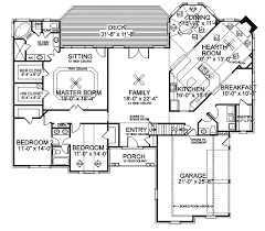 ranch home layouts durand traditional ranch home plan 013d 0037 house plans and more