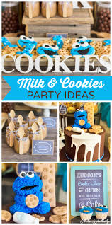 birthday boy ideas milk and cookies birthday hudson s milk and cookie 1st